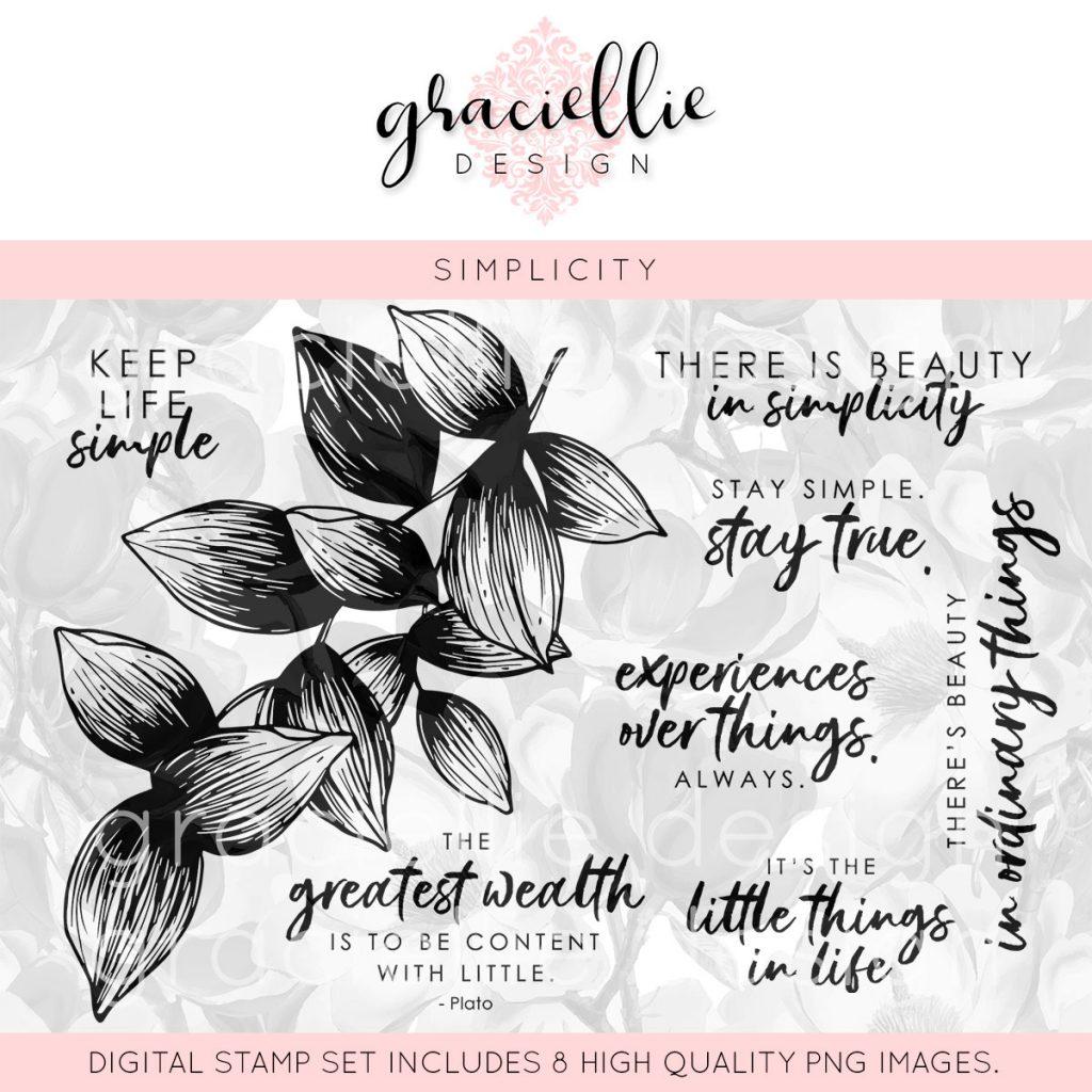 Graciellie Simplicity digi